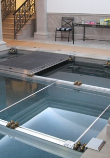 Above Modular Pool Cover System