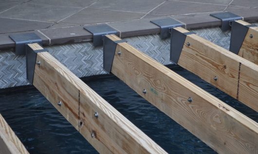 Pool Cover Dance Floor Floors amp Doors Interior Design